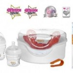 Vital Baby Vital Baby – Pachet Sterilizator + Perie