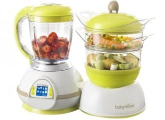 Babymoov Babymoov – Robot multifunctional 5 in 1 Nutribaby