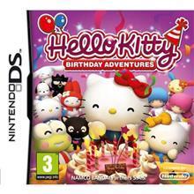 Nintendo Hello Kitty Birthday Adventures Nintendo Ds