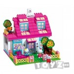 BIG Hello Kitty Casa 129 Cuburi