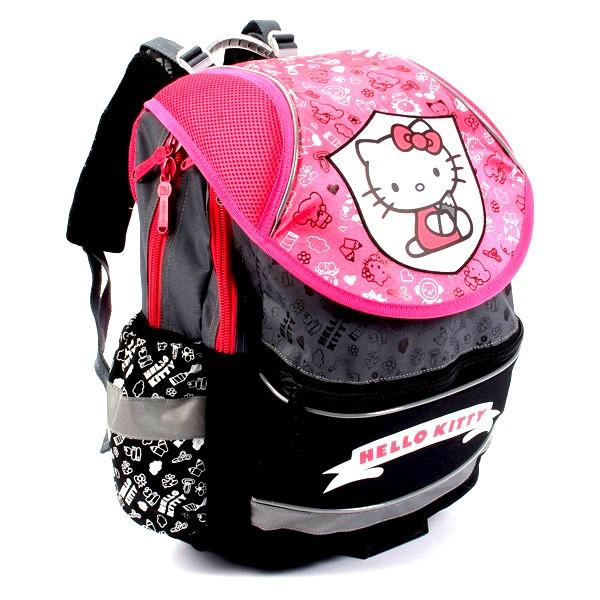 BTS Ghiozdan anatomic – Hello Kitty kids Iconic