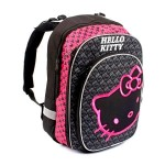 BTS Ghiozdan anatomic Hello Kitty Black