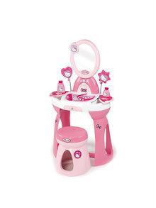 Smoby Smoby – Set coafor Hello Kitty cu 10 accesorii