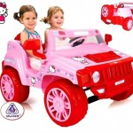 Injusa Injusa – Masinuta electrica Hello Kitty 12V