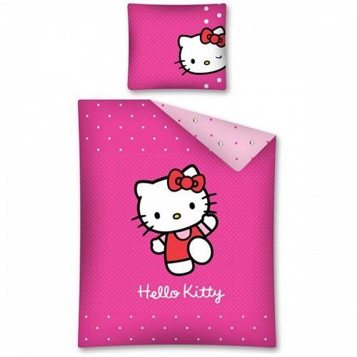 Diverse Sanrio – Lenjerie de pat Hello Kitty