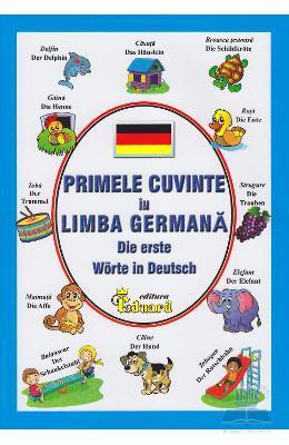 Primele cuvinte in limba germana – Die erste worte in Deutsch