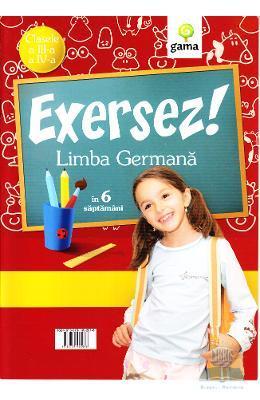 Exersez! Limba Germana