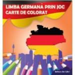 Limba germana prin joc – Carte de colorat