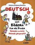 Corint Deutsch mit Bildern fur alle Kinder. Primele cuvinte. Primele propozitii