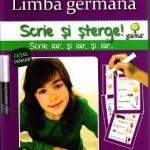 Scrie si sterge – Limba germana nivelul 1 modulul 2