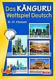 Sigma Das Kanguru – Wettspiel Deutsch III.-IV. Klassen
