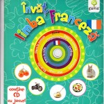 GAMA Invat limba franceza (Contine cd cu jocuri)