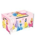 Delta Children Ladita lemn pentru depozitare jucarii Disney Princess