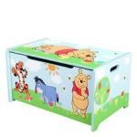 Delta Children Ladita lemn depozitare jucarii Disney Winnie the Pooh