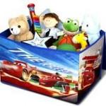 Delta Children Cutie Pentru Depozitare Jucarii Disney Cars