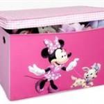 Delta Children Cutie Pentru Depozitare Jucarii Disney Minnie Mouse