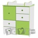 Bertoni DULAP DIN LEMN (White / Green) – 1017011 0023