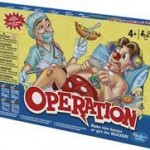 Hasbro Games Joc Hasbro Operation Board Game