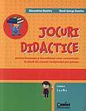 Corint Jocuri didactice pentru formarea si dezvoltarea unor competente la elevii din clasele invatamantului primar. Clasele I-a si a II-a