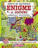 Corint Junior Carte de activitati – Enigme si jocuri absolut uluitoare