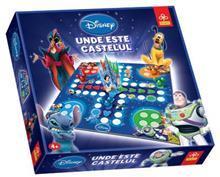 Trefl Joc trefl W Disney – Joc Unde Este Castelul