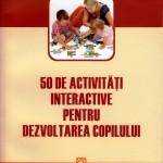 Polirom 50 de activitati interactive pentru dezvoltarea copilului
