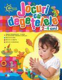 Litera Jocuri cu degetelele 2-4 ani