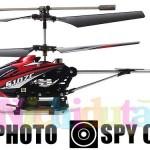 SYMA Mini elicopter cu telecomanda si CAMERA VIDEO, Syma S107C