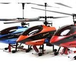 Scream Elicopter Cu Radiocomanda 2.4Ghz 4 Canale 40 Cm Model 8829