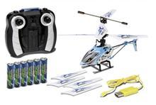Carson Elicopter Rc 18.5Cm Easy Tyrann 180