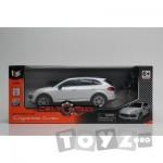 KIDZTECH Masina cu telecomanda Porsche Cayenne Turbo 1:16 RC baterii incluse