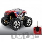 KIDZTECH Masina cu telecomanda Monster Truck Off Road Trucky scara 1:24 RC