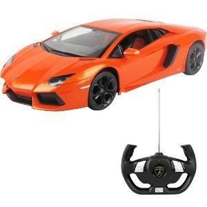 KIDZTECH Masina cu telecomanda Lamborghini Aventador LP 700-4 baterii incluse 126