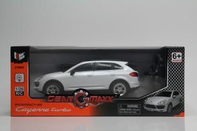 KIDZTECH Masina cu telecomanda Porsche Cayenne Turbo 126 RC baterii incluse