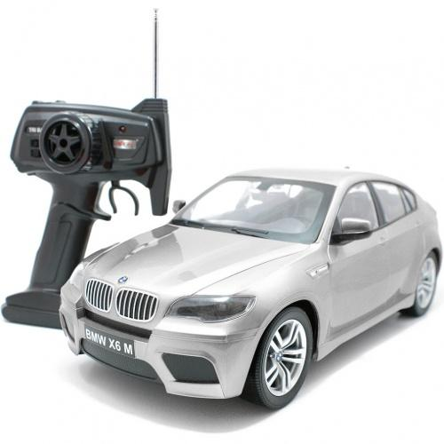 MJX Masinuta RC BMW X6M Grey