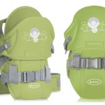 BERTONI Bertoni Marsupiu multifunctional Traveller Comfort Green Babies