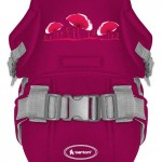 BERTONI Bertoni Marsupiu multifunctional Traveller Comfort Red Poppies