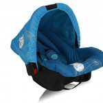 BERTONI Bertoni-Lorelli COSULET AUTO BODYGUARD 2013 Blue Get the World ( 0-13 Kg.)