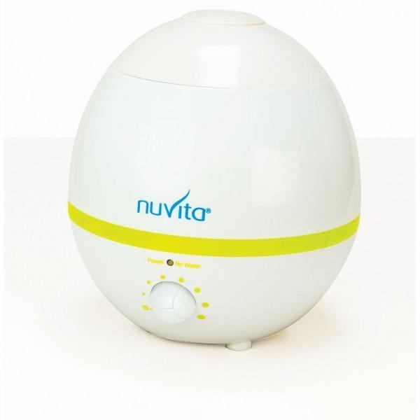 Nuvita Nuvita Umidificator ultrasunete cu aburi reci si ionizator
