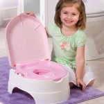 Summer Infant Summer Infant – Olita All-in-One Potty Seat & Step Stool Pink