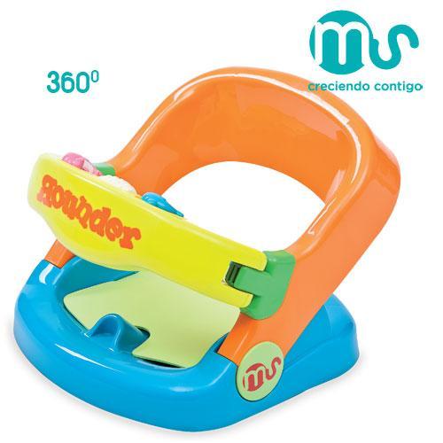 Innovaciones Ms Innovaciones Ms Scaun de baie rotativ 360 grade