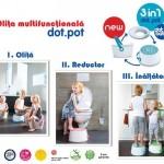 Dot Baby Dot Baby Olita multifunctionala 3 in 1 DotPot