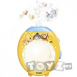 TOMY Lampa de veghe Winnie The Pooh Dreamtime Lightshow