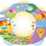 Tomy Tomy – Lampa vise dulci Winnie the Pooh