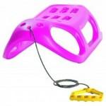 Prodsperplast Prodsperplast – Sanie Little Seal roz / bleu / rosie