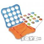 Miniland Joc de memorie cu 24 activitati si 4 table de joc