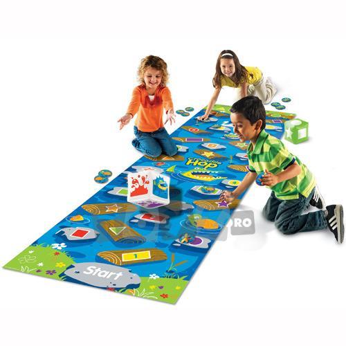 LearningResources Joc de matematica – raul cu crocodili