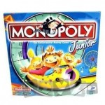 Noriel Joc de Societate Monopoly Junior