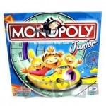 Noriel Joc de Societate Monopoly Junior