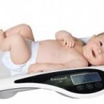 Weewell Cantar Digital pentru bebelusi – Weewell